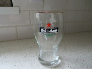 Heineken Glasses (set of 4)