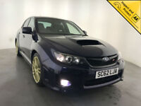 2013 SUBARU WRX STI TYPE UK SYMMETRICAL AWD 296 BHP SERVICE HISTORY FINANCE PX