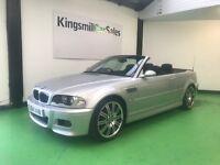BMW M3 M3 (silver) 2004