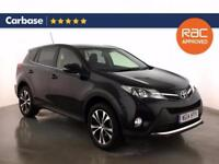 2014 TOYOTA RAV 4 2.2 D CAT Icon 5dr Auto SUV 5 Seats