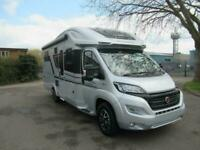 ADRIA MATRIX SUPREME 670 DL, 4 berth with front drop down and rear singles