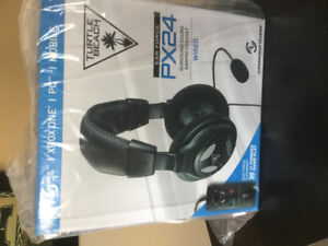turtle Beach stereo headset px24