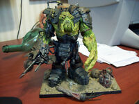 2001 STAN WINSTON CREATURES MUTANT EARTH HORGG THE DISMANTLER