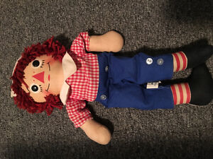 Raggedy Anne and Andy Dolls