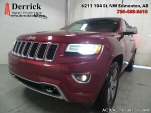 2015 Jeep Grand Cherokee  Used 4WD Overland Nav Sunroof $295 B/W