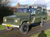 Land Rover 110 DEFENDER CSW DEPOSIT TAKEN! SALE AGREED.