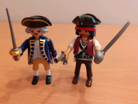 Playmobil 6846 pirate and soldier