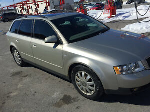 2003 Audi A4 Fully Loaded Wagon
