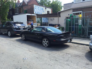 1998 Chevrolet Camaro Z28 Coupe (2 door)