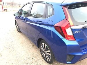 Honda Fit Ex 2015 beautiful and cheep on gas!