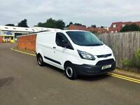 2015 Ford Transit Custom 2.2 TDCi ( 100PS ) ECOnetic 270 L1H2