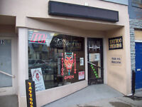 TATTOO PLACE TATTOO SERVICES  And PIERCING !!