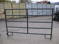 Corral Panels - 5'X10' - Light Duty