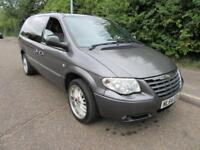 2004 CHRYSLER GRAND VOYAGER 2.8CRD LIMITED XS AUTOMATIC DIESEL 7 SEATS
