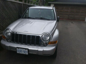 2006 Jeep Liberty Limited 4x4 - 3700 obo