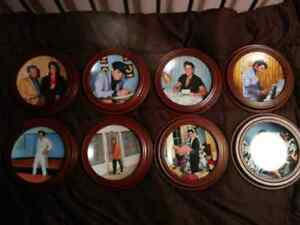 Elvis Presley - Looking At A Legend Collector Plates Kitchener / Waterloo Kitchener Area image 5