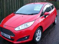 Ford Fiesta 1.0 ( 100ps ) EcoBoost ( s/s ) 2014 Zetec Low Mileage/ Ford FSH
