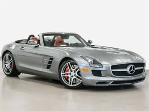 2012 Mercedes-Benz SLS AMG Roadster COLLECTION CAR