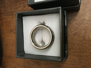 Men's Rings Never Worn
