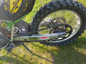 Need gone!*price reduced* Fantastic rebuilt bottom-top  kx250f