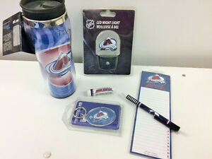 Colorado Avalanche Gift Pack!  50% off!