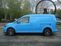 2014 Volkswagen Caddy TDI C20 Startline Panel Van Diesel Manual