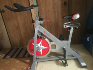 Sunny pro health and exercise bike