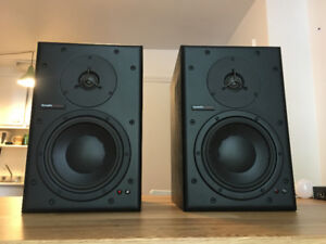 Dynaudio BM6A active monitor speakers