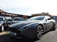 2006 ASTON MARTIN VANTAGE 2dr + FULL BLACK LEATHER + LED DRL + CAT D