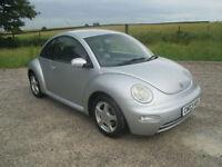 Volkswagen Beetle 1.6 2003MY RHD