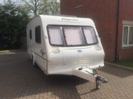 Bailey Pageant Imperial 2003 2 berth CRIS registered