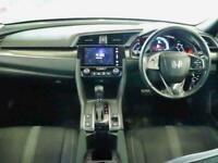 2018 Honda Civic 1.0 VTEC Turbo SR 5dr CVT Auto Hatchback Petrol Automatic