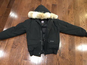 CANADA GOOSE CHILLIWACK BOMBER MEN XS BLACK