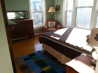 3 great rooms great for students, workers or visitors