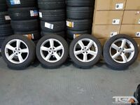 "19"" Audi S-Line Alloy Wheels & Tyres for an Audi Q5"