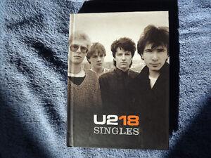 "FS: U2 ""18 Singles"" DVD-CD London Ontario image 1"