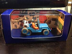 Voiture Tintin