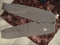 BNWT FRANKLIN AND MARSHALL JOGGERS