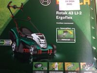 Bosch Rotak 43 LI-2 Ergoflex