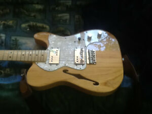 Fender Telecaster 72 Re-issue Thinline