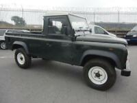 2008 Land Rover Defender 110 2.4 TDi Pick-Up 2dr