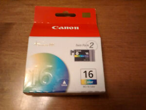 Canon  BCI - 16 Color - Twin Pack - Unopened Box
