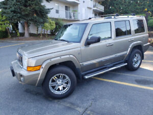 For Sale: 2006 Jeep Commander Limited SUV