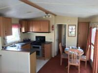 STUNNING static caravan! Pitch fees included! CONTACT BOBBY 01524 917244