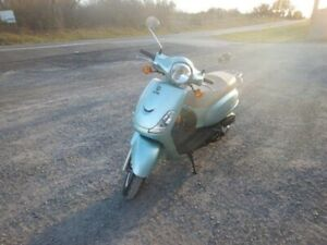 2009 SYM Fiddle II 125