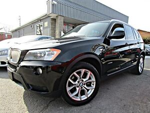 BMW X3 AWD 4dr 28i CUIR TOIT AWD ** NOUVEL ARRIVAGE ** 2013