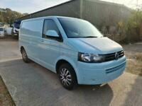 VOLKSWAGEN TRANSPORTER, FLANNEL GREY, 96K, TAILGATE, POPTOP, 4 BERTH CONVERSION