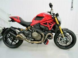Ducati Monster 1200S 2016 reg bike 1372 miles only superb with fsh