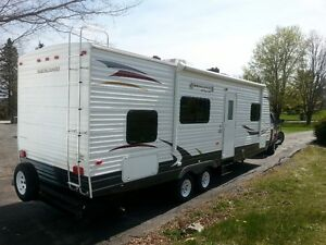 27 foot North Country Travel Trailer