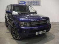 2009 Land Rover Range Rover Sport HSE 5 door Four Wheel Drive